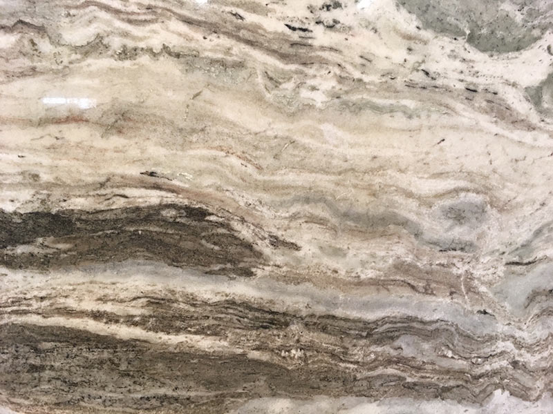 Fantasy Brown Quartzite close-up