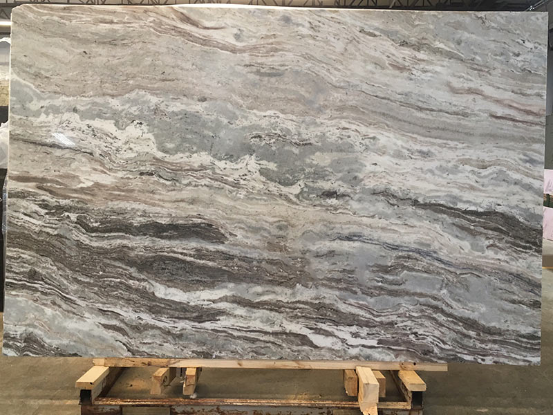 Fantasy Brown Quartzite slab