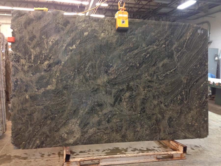 Polished Niva Granite Slab